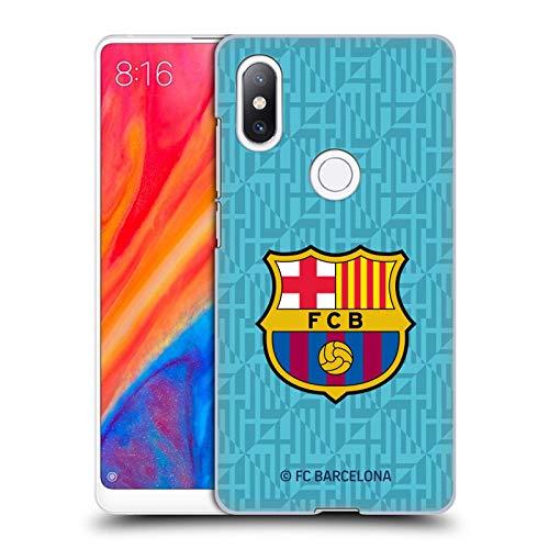 Head Case Designs Oficial FC Barcelona Tercera equipación 2019/20 Crest Kit Carcasa rígida Compatible con Xiaomi Mi Mix 2S