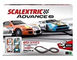Scalextric- GT3 Series PISTA-CIRCUITO, Multicolor (SCALE COMPETITION XTREME.SL 1)