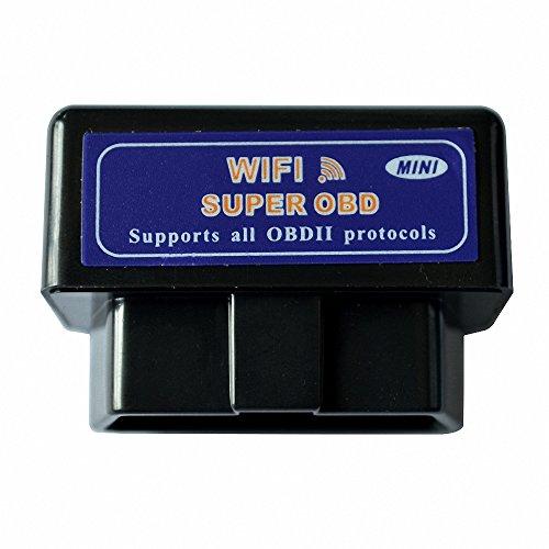 안드로이드 IOS (IPHONE IPAD) 용 MESTART WIFI OBD2 OBDII 자동 진단 자동차 진단 스캐너 자동차 오류 코드 리더
