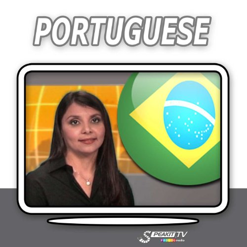 Portuguese Phrase Guide audiobook cover art