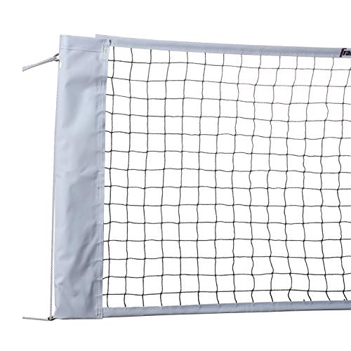 Franklin Sports Volleyball and Badminton Replacement Net - Fits 1.25 Inch Poles