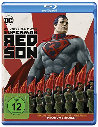 Superman: Red Son [Blu-ray]