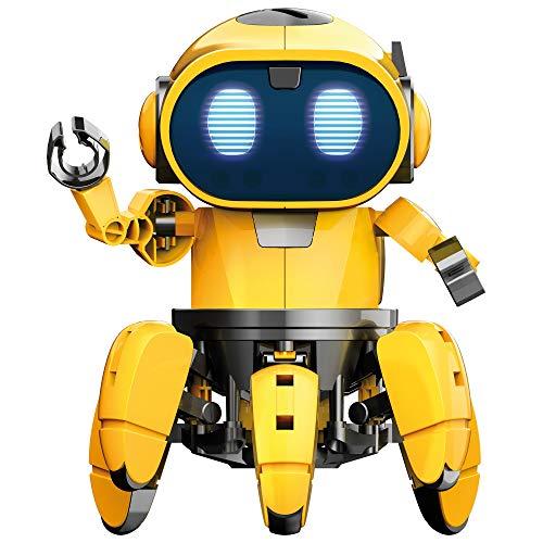 SELEGIOCHI - Tobbie Il Robot, Color Negro/Amarillo, OW39366