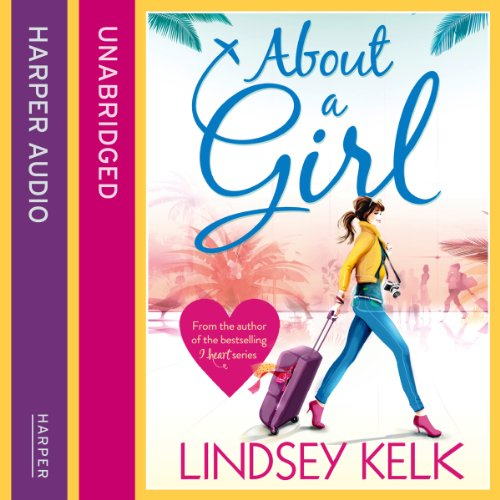 About a Girl                   By:                                                                                                                                 Lindsey Kelk                               Narrated by:                                                                                                                                 Penelope Rawlins                      Length: 13 hrs and 26 mins     62 ratings     Overall 4.4