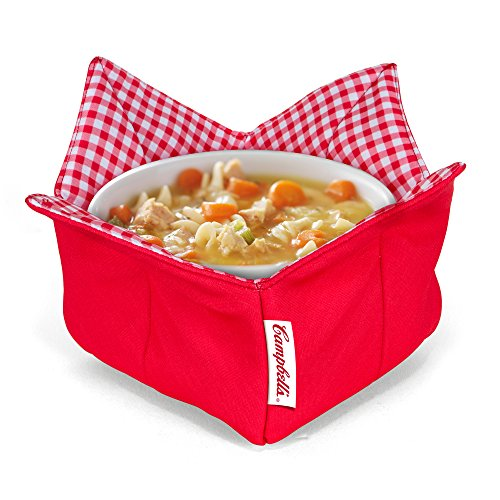Evriholder Campbell's Soup Bowl Cozy, Colors May Vary (88810-AMZ)