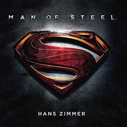 Man of Steel/Music by Hans Zimmer/Vinyle Couleur 180gr