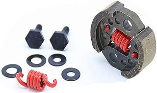 FLMLF Lighter Cluth Shoe&Spring Set 8000rpm Clutch Set for 1/5 HPI Baja 5b ss KM ROVAN 5B SS