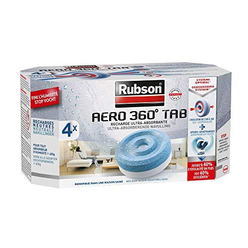 petit un compact Pièces détachées Rubson AERO 360 °, languettes neutres, hygroscopiques, super absorbantes,…