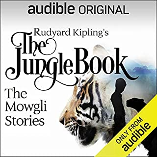 The Jungle Book: The Mowgli Stories cover art