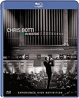 Chris Botti in Boston / [Blu-Ray] (B001R60ESE) | Amazon price tracker / tracking, Amazon price history charts, Amazon price watches, Amazon price drop alerts