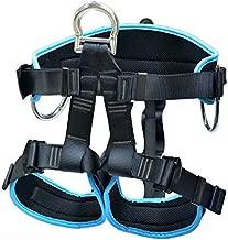 GG-climbing seat belt Arnés de Escalada en Roca Arbolista de arnés de Seguridad Sentado Cinturón Espeleo Rappel Equipo de Aparejo de Aparejos