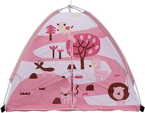 AYUE inderspielzelt, Spielplatz Indoor Outdoor Kids Gamehouse Spielzeughütte Easy Fold Playhouse,A