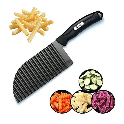 Crinkle Potato Cutter - 2.9