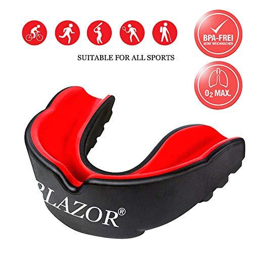 BLAZOR Protector Bucal Protector de Dientes Sports Mouthguard para el...