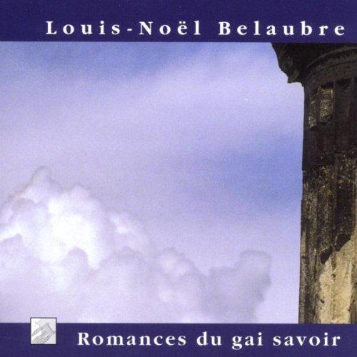 Belaubre - Romances du gai savoir