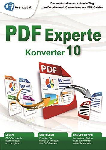 Avanquest -  Pdf Experte 10