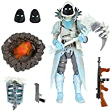 Fortnite Legendary Series 6in Figure Pack, Frozen Raven