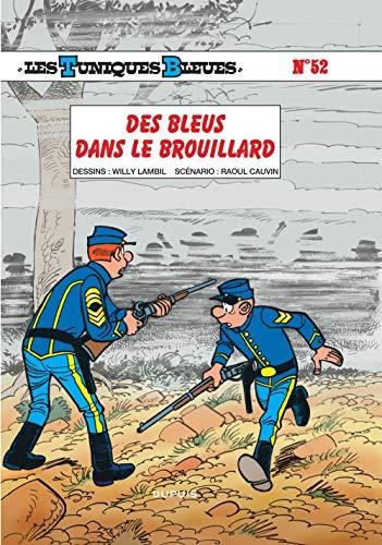 Les Tuniques Bleues, tome 52: Des Bleus dans le brouillard