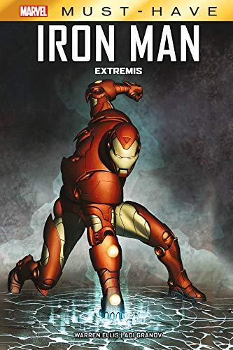 Extremis. Iron Man (Marvel)