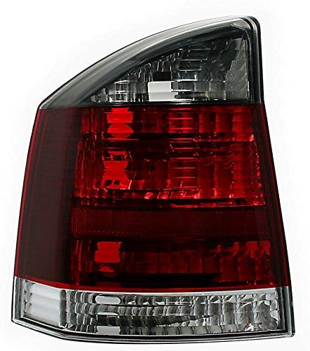 AD Tuning GmbH & Co. KG 960658 Lampe Rouge/Noir/côté Gauche côté conducteur (arrière)