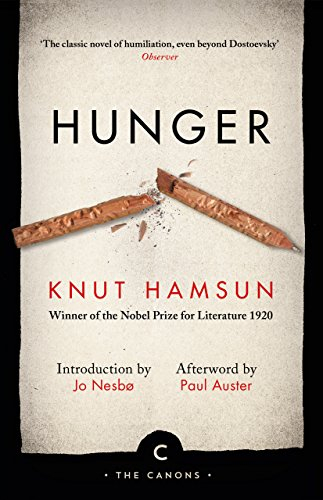 Hunger (Canons Book 3) (English Edition)