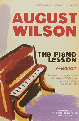 The Piano Lesson by August Wilson (1990-12-01)