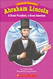 Easy Reader Biographies: Abraham Lincoln (English Edition)
