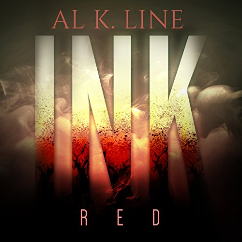 INK: Red audiobook cover art