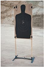 G Outdoors Adjustable Metal Target Stand, Gray, 18-24-Inch