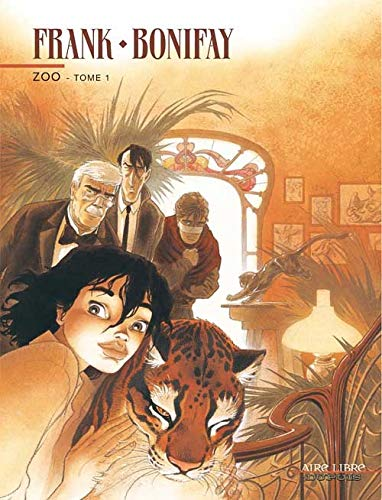 Zoo - tome 1 - Zoo, tome 1