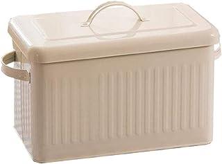 AWAING Bocaux Seal céréales Conteneurs de riz/Snacks/Outils/poudre à laver Fer à repasser Cuisine Boîte de rangement Conte...