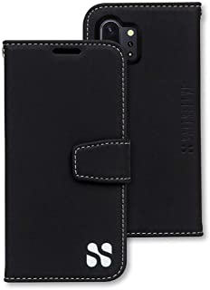 SafeSleeve EMF Protection Anti Radiation Samsung Galaxy Case: Galaxy Note 10 Plus RFID EMF Blocking Wallet Cell Phone Case...
