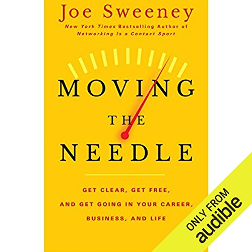 Moving the Needle audiobook cover art
