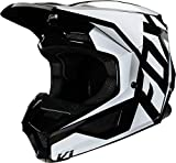 casco fox v1 negro
