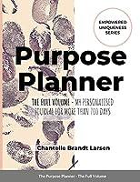 Purpose Planner - The Full Volume