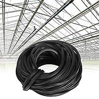 𝐂𝐡𝐫𝐢𝐬𝐭𝐦𝐚𝐬 𝐆𝐢𝐟𝐭 高品質のゴム素材、ガラスゴムストリップ、高品質の便利なゴムストリップ、温室パティオガーデン芝生用(10 m)