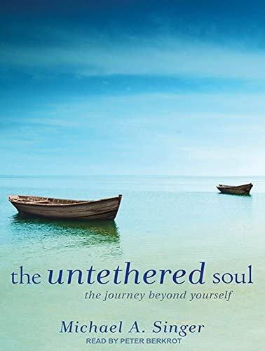 The Untethered Soul The Journey Beyond Yourself product image