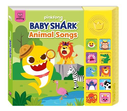 Baby Shark Nursery Rhymes Sound Book