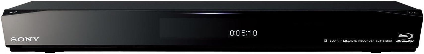 SONY 500GB 2チューナー ブルーレイレコーダー BDZ-EW510