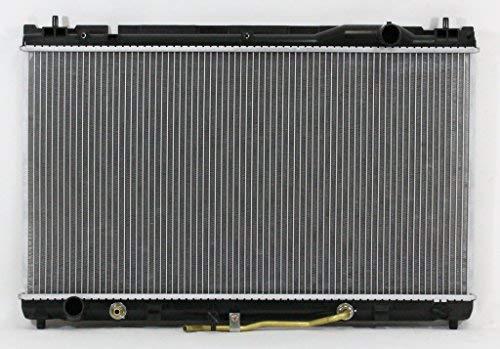 02 camry radiator - 6