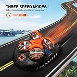 3 in 1 Mini RC Drone Telecomando modalità Auto/Barca/quadricottero con Rotazione a 360 ° modalità acrobatica Senza Testa, 2 modalità di velocità per Bambini Giocattoli Regali Giocattoli