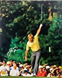 Jack Nicklaus Autographed 16x20 Photo 1986 Masters Win - Fanatics Golden Bear - Autographed Golf Photos