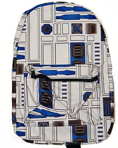 Backpack - Star Wars - R2D2 Sublimated New School Bag bq308istw