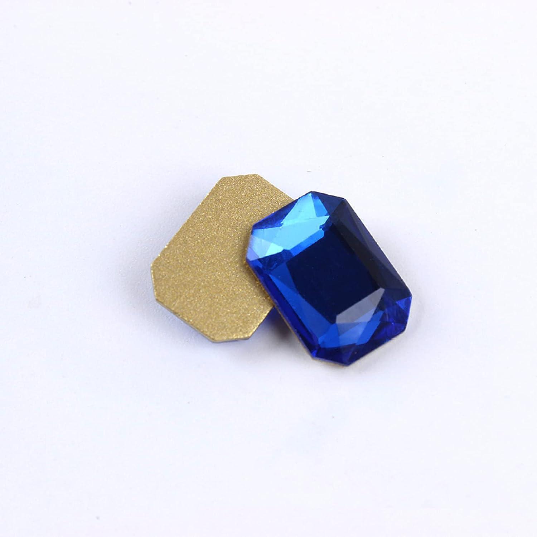 10X14mm DIY Decorations Rhinestones Big Nail Rhines Time Max 70% OFF sale Long Octagon
