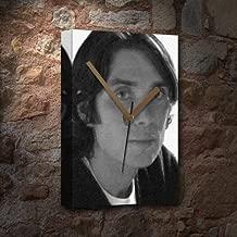 Seasons Cillian Murphy - Canvas Clock (A5 - Signed by The Artist) #js005