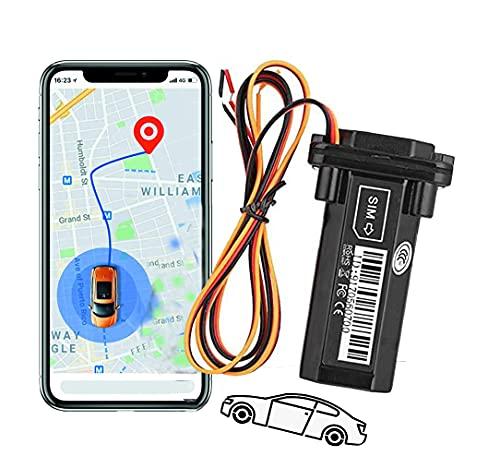 GPS-Tracker GPRS Mini Tragbares Fahrzeug Motorrad Ortungsgerät Auto GPS Tracker Tracking-Gerät Mini GSM GPRS SMS Locator Global Real Time für Auto Auto Auto Motorrad Fahrrad
