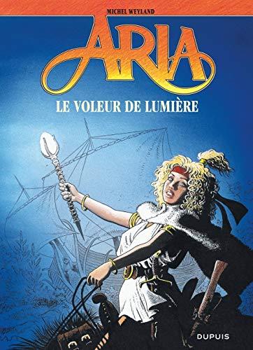 Aria, tome 14 : Le Voleur de lumière