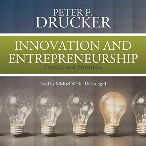 Innovation and Entrepreneurship cover art