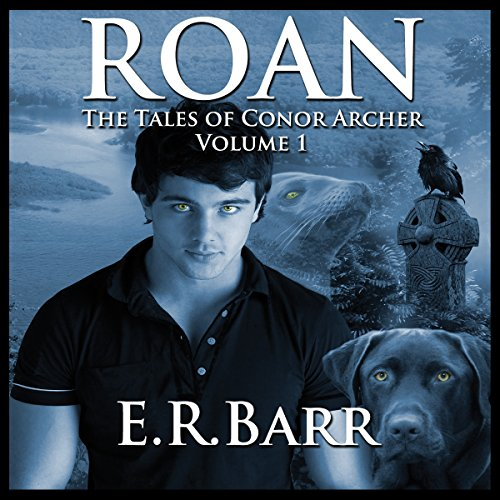 Roan audiobook cover art