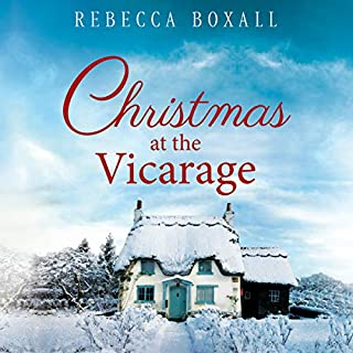 Christmas at the Vicarage cover art